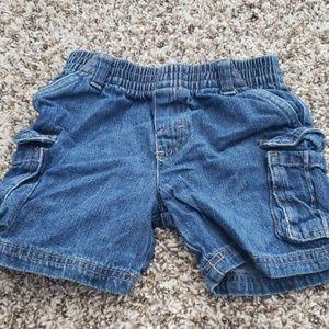 🎀4/$25.🎀 Jean short size 2t